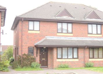 Thumbnail 2 bed property to rent in Holliwell Close, Stanway, Colchester