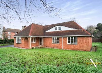 Thumbnail 5 bed detached bungalow for sale in Ashvale Road, Tuxford, Nottinghamshire