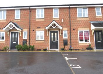 Thumbnail 2 bed terraced house for sale in Asheridge Close, Wards Bridge Gardens, Wednesfield, Wolverhampton