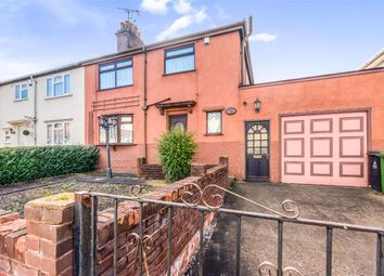 Thumbnail 3 bed semi-detached house for sale in Dorsett Road, Darlaston, Wednesbury