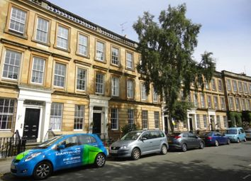 Thumbnail 2 bed flat to rent in St. Vincent Crescent, Glasgow