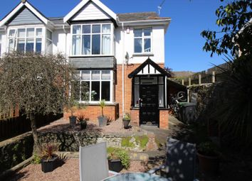 Thumbnail 3 bed semi-detached house to rent in Park Lane, Newport, Barnstaple