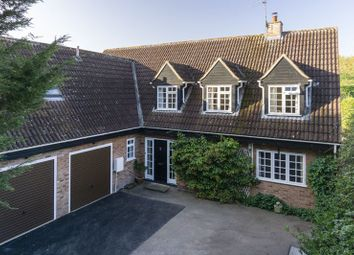 Thumbnail 4 bed detached house for sale in High Haden Road, Glatton, Cambridgeshire
