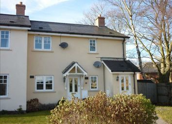 Thumbnail 1 bed flat for sale in Castle Mews, Usk, Monmouthshire