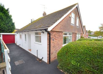 Thumbnail 3 bed bungalow for sale in Woodcote Avenue, Northampton