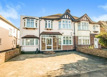 Thumbnail 3 bed semi-detached house for sale in Hook Rise South, Tolworth, Surbiton