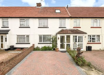 Thumbnail 3 bed terraced house for sale in Grosvenor Crescent, Hillingdon, Middlesex