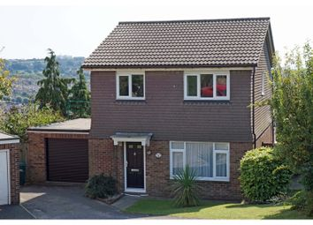 Thumbnail 4 bed detached house for sale in Lynchet Down, Brighton