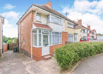 2 bed semi-detached house for sale in Groveley Lane, Longbridge, Northfield, Birmingham B31