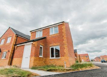 Thumbnail 3 bed detached house to rent in Kingsway, Stainforth, Doncaster