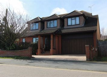 Thumbnail 4 bed detached house for sale in Hawkwell Road, Hockley, Essex
