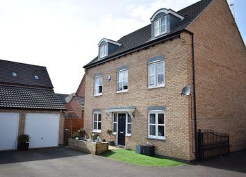 Thumbnail 5 bed detached house for sale in Centurion Close, Nottingham