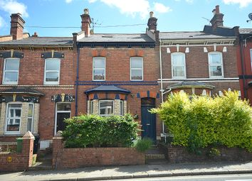 Thumbnail 3 bed terraced house for sale in Pinhoe Road, Mount Pleasant, Exeter