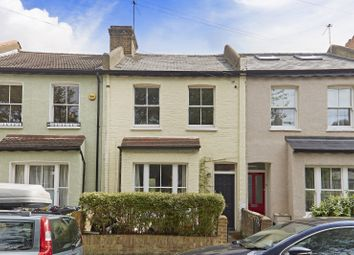 Thumbnail 3 bed property for sale in Pyrmont Road, Chiswick