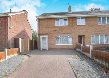 Thumbnail 3 bed end terrace house for sale in George Street, Ettingshall, Wolverhampton, West Midlands