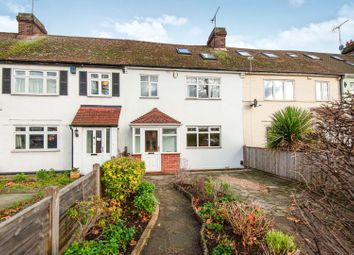 Thumbnail 4 bed terraced house for sale in Tunnel Avenue, Greenwich