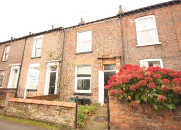 Thumbnail 2 bed terraced house to rent in Darnborough Street, York