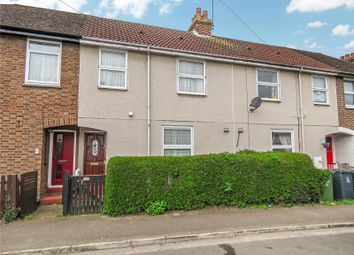 Thumbnail 2 bed terraced house for sale in The Crescent, St Neots, Cambridgeshire