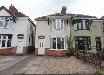 Thumbnail 3 bed semi-detached house for sale in Strathmore Road, Hinckley