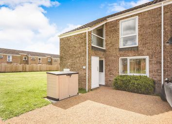 Thumbnail 2 bed end terrace house for sale in Whitewood Walk, Raf Lakenheath, Brandon