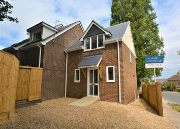 Thumbnail 1 bed end terrace house for sale in King Alfred Drive, Didcot