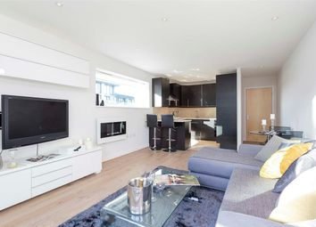 Thumbnail 1 bed flat for sale in Burnelli Building, Chelsea Bridge Wharf, London