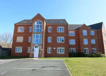 Thumbnail 2 bedroom flat to rent in Hainsworth Park, Hull