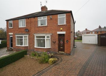 Thumbnail 3 bed semi-detached house for sale in Birklands Close, Handsworth, Sheffield