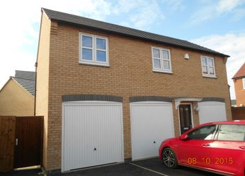 Thumbnail 2 bed mews house to rent in Kempton Drive, Oakham