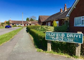 Thumbnail 2 bed bungalow to rent in Oldfield Drive, Mobberley, Knutsford