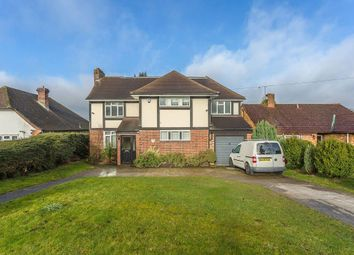 Thumbnail 4 bed detached house for sale in Ruden Way, Epsom