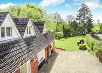 Thumbnail 4 bed detached house for sale in Cloak Lane, Wickhambrook, Newmarket