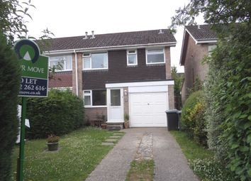 Thumbnail 3 bed semi-detached house to rent in Yew Tree Gardens, Denmead, Waterlooville