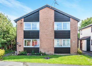 Thumbnail 1 bed maisonette for sale in Snowden Close, Blackpool, Lancashire, .