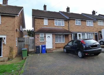 Thumbnail 2 bed end terrace house for sale in Nursery Road, Stanford-Le-Hope, Essex
