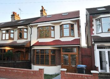 Thumbnail 4 bedroom property for sale in Hawthorn Avenue, Palmers Green, London