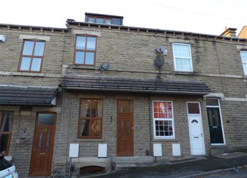 Thumbnail 3 bed terraced house for sale in Bank Street, Mirfield