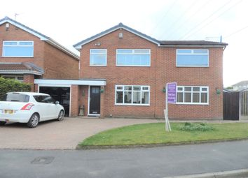 Thumbnail 5 bed detached house for sale in 31 Redwood, Firwood Park, North Chadderton