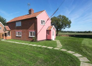 Thumbnail 4 bed farmhouse to rent in Yoxford, Saxmundham