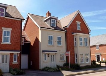 Thumbnail 4 bed semi-detached house to rent in Walker Mead, Biggleswade