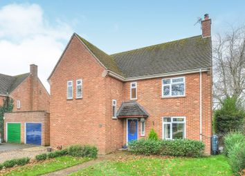Thumbnail 3 bed detached house for sale in Filby Road, Norwich