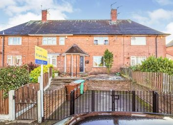 Thumbnail 3 bed terraced house for sale in Leybourne Drive, Nottingham, Nottinghamshire