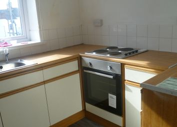 Thumbnail 1 bed flat to rent in Newlands Street, Barry