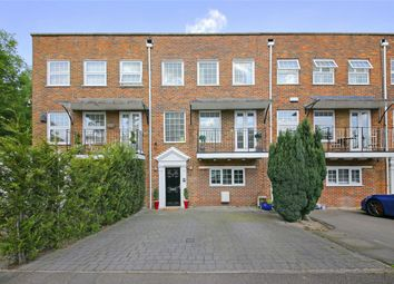 Thumbnail 4 bed town house for sale in Cavendish Crescent, Elstree, Borehamwood, Hertfordshire