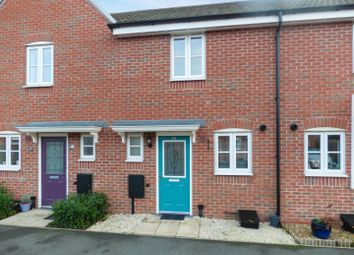 Thumbnail 2 bed town house to rent in Drew Court, Ashby De La Zouch, Leicestershire