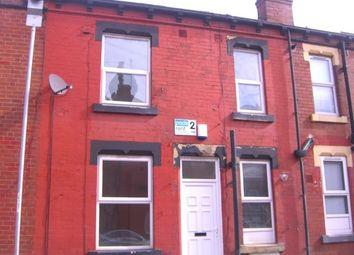 Thumbnail 1 bed terraced house to rent in Harlech Rd, Beeston, Leeds 7Dg, Beeston, UK