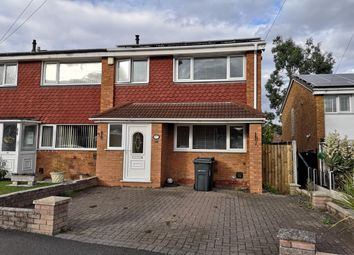 3 bed semi-detached house to rent in Westacre Gardens, Birmingham B33