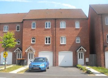 Thumbnail 3 bed terraced house for sale in Argosy Way, Newport, Newport