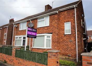 Thumbnail 3 bed semi-detached house for sale in Lime Road, Stockton-On-Tees