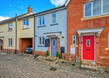Thumbnail 2 bed end terrace house for sale in Dawson Way, Witham